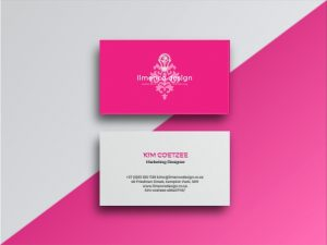 Business Card Designs Web Design Company in South Africa