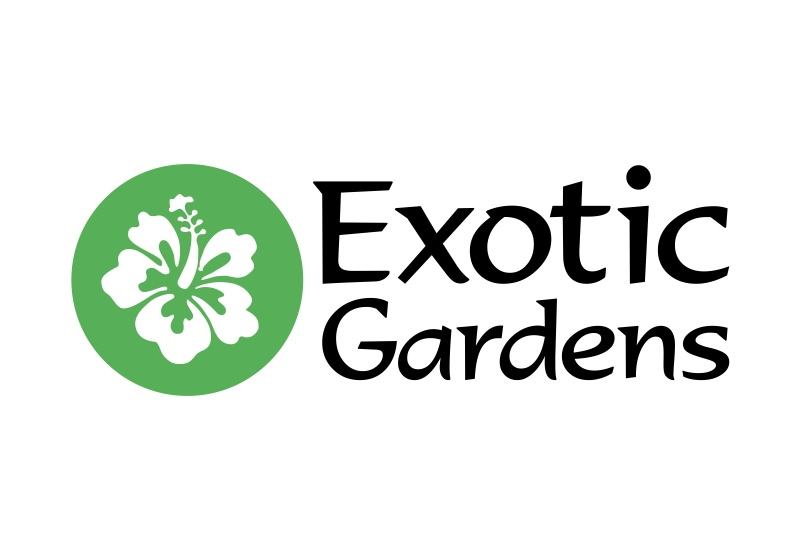 Exotic Gardens Logo Design Website and Graphic Design Agency in South Africa