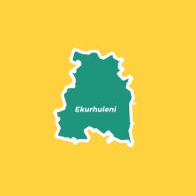 Gauteng Regions Ekurhuleni