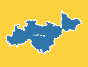 Gauteng Regions Sedibeng