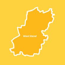 Gauteng Regions West Rand
