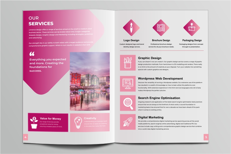 Website and Graphic Design Agency in South Africa