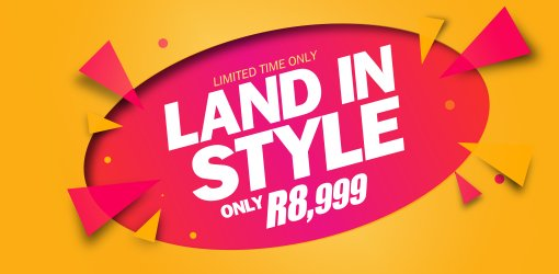 Special Offer Land in Style One Page Website Design