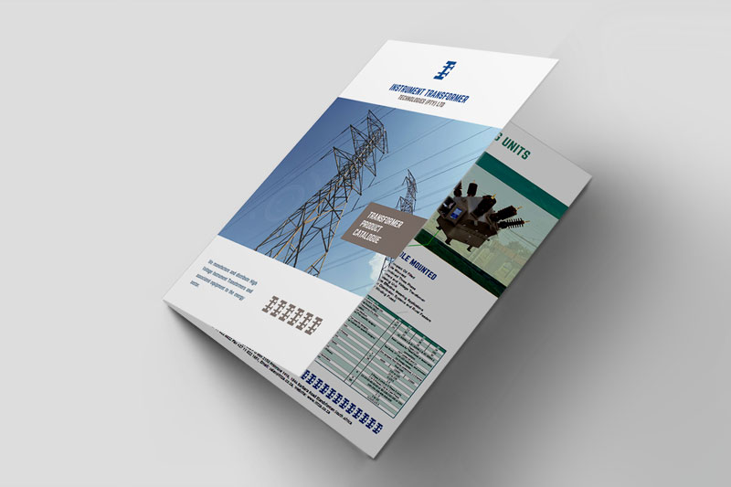 brochure designs are key to your brand identity design