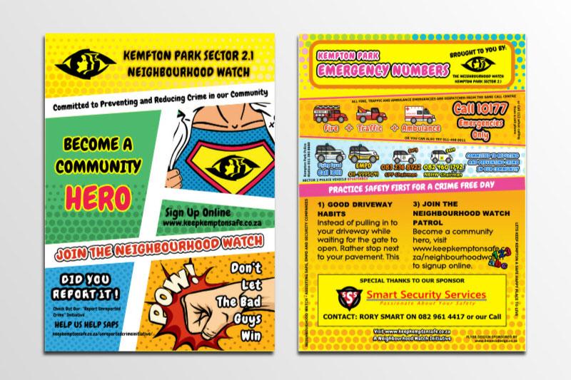 Print Media Designs by Limenco Design