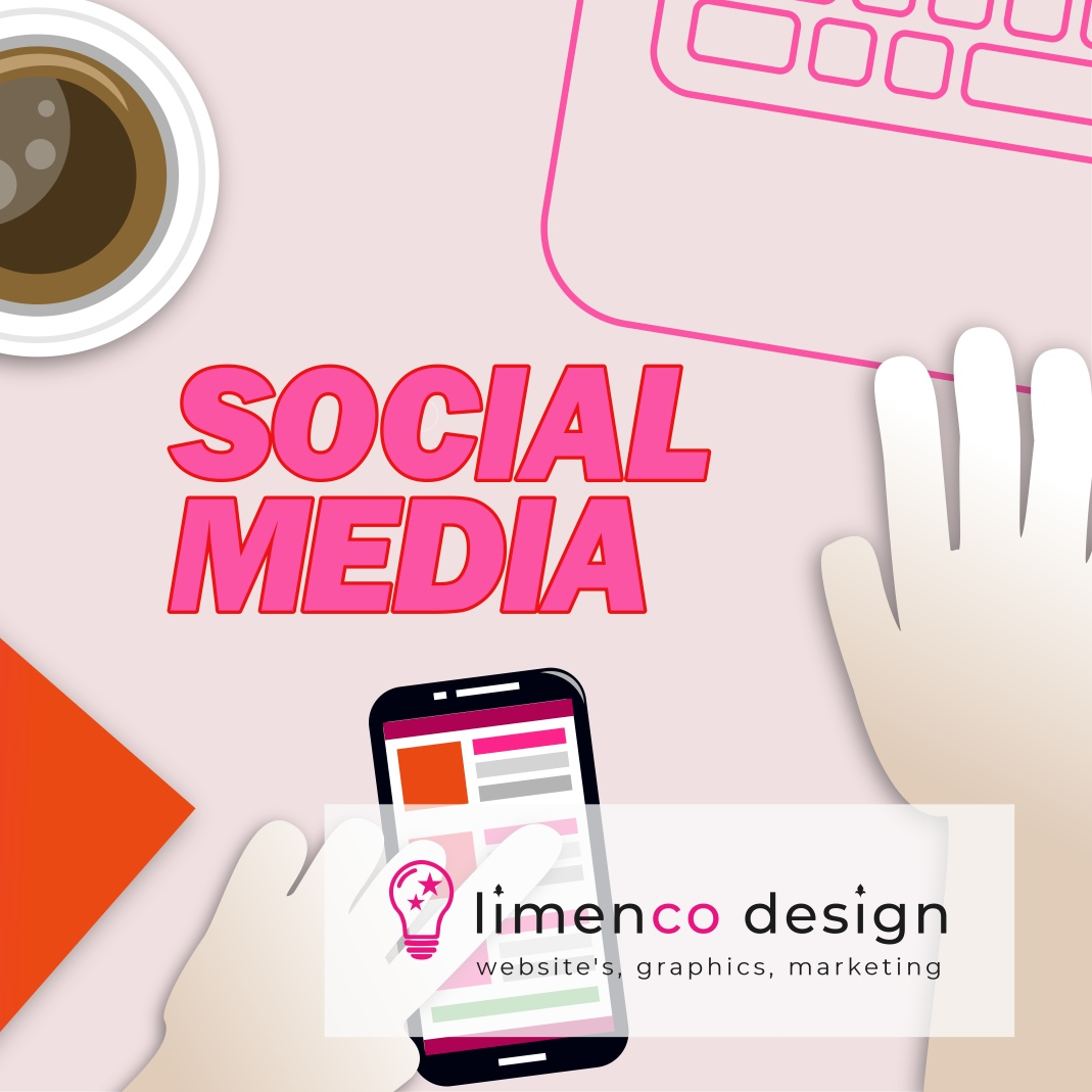 Website Design including Social Media Marketing and Graphic Designs
