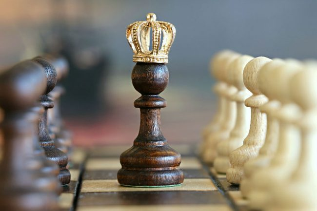 Strategy vs Tactics The big picture versus the implementation
